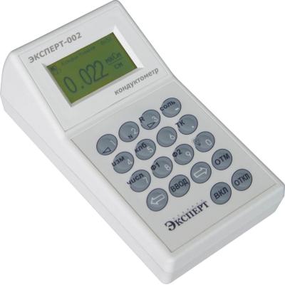 Кондуктометр Эксперт-002