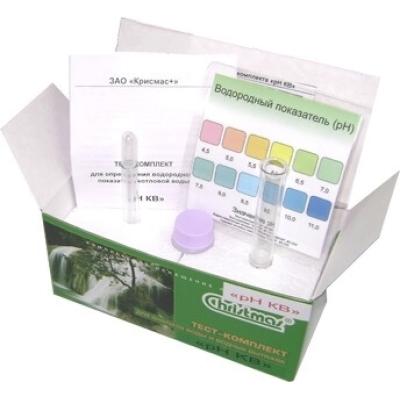 Тест-комплект «pH КВ»