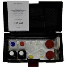 Тест-комплект «Двуокись углерода агрессивная»