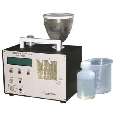 Переносной анализатор активного хлора «ВАКХ-2000»