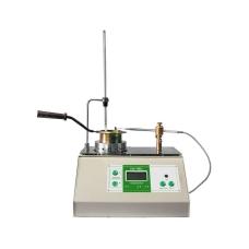 Прибор ПЭ-ТВО для определения температуры вспышки в открытом тигле