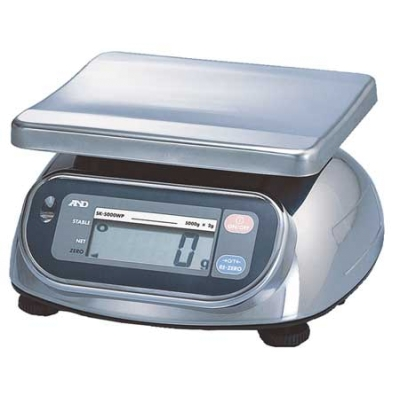 Весы порционные AND SK-5001WP