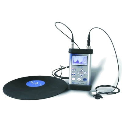 Четырехканальный шумомер, виброметр, анализатор спектра SVAN 958