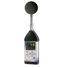 Шумомер, виброметр, анализатор спектра SVAN 979