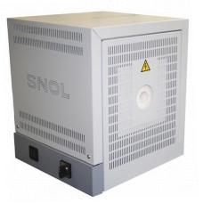 Лабораторные трубчатые электропечи SNOL до 1250 °С