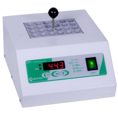 Термоблок ПЭ-4050 - 24 гнезда (Ø17х45 мм)
