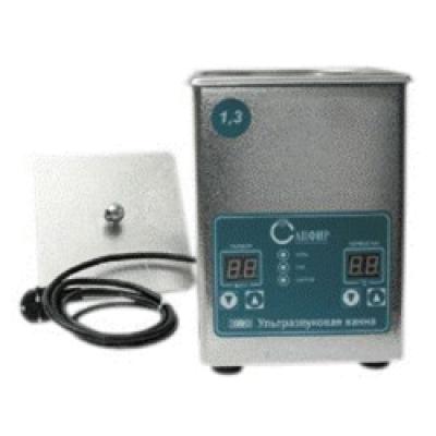 Ультразвуковая ванна Сапфир 1,3 л ТТЦ