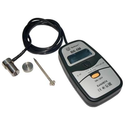 Миниатюрный виброметр ВК-5М