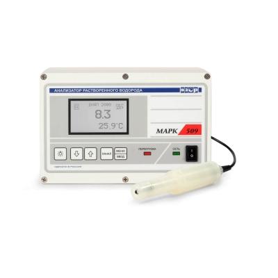 Анализатор растворенного водорода МАРК-509