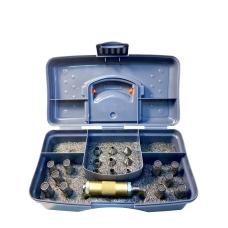 Контейнер для пылеулавливающих патронов и сменных наконечников