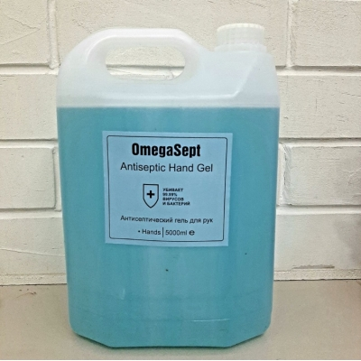 Антисептик для рук OmegaSept (5л)