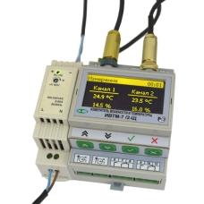 Термогигрометр ИВТМ-7 / 2-Щ-Д-2Р-2А
