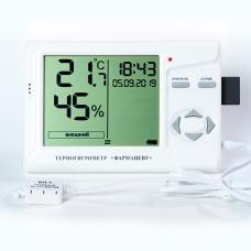 Термогигрометр ТМФЦ-211