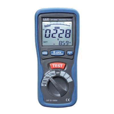 Мегаомметр цифровой CEM DT-5505