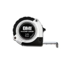 Рулетка BMI twoCOMP CHROM 2 M