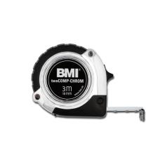 Рулетка BMI twoCOMP CHROM 3 M