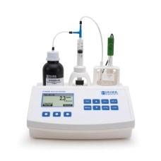 Мини титратор HI 84500 для измерения диоксида серы для вина