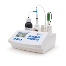 Мини титратор HI 84502 для измерения титруемой кислотности в вине