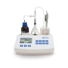 Мини титратор HI 84531 для определения щелочности воды