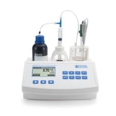 Мини титратор HI 84532 для измерения титруемой кислотности и рН в фруктовых соках