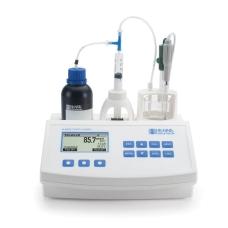 Мини титратор HI 84533 для измерения формольного числа и рН в вине и фруктовых соках